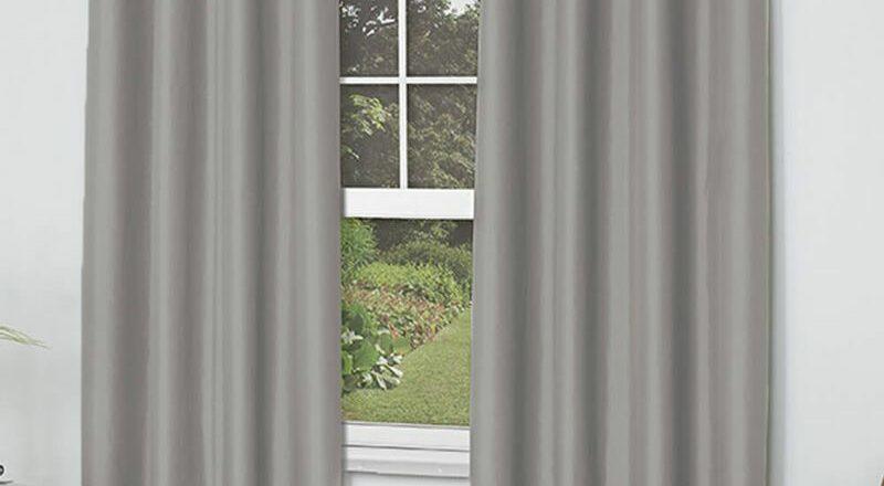 Onde utilizar cortinas blecaute?